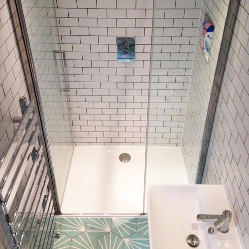 Bathroom Installation – Brighton