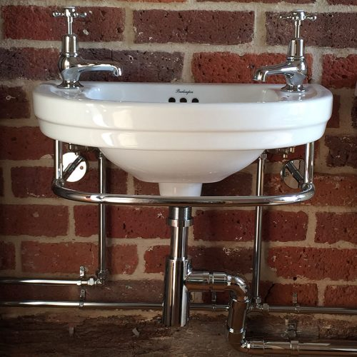 Toilet and basin Installation – Henfield