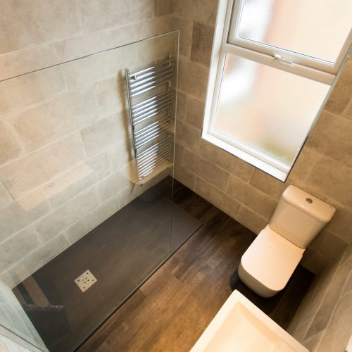 Shower Room Installation – Lindfield