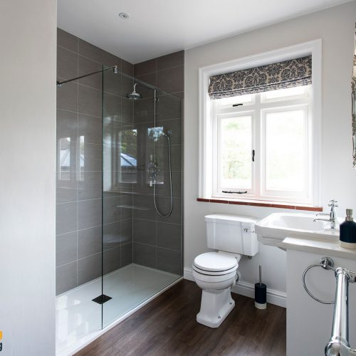Shower Room Installation – Cuckfield
