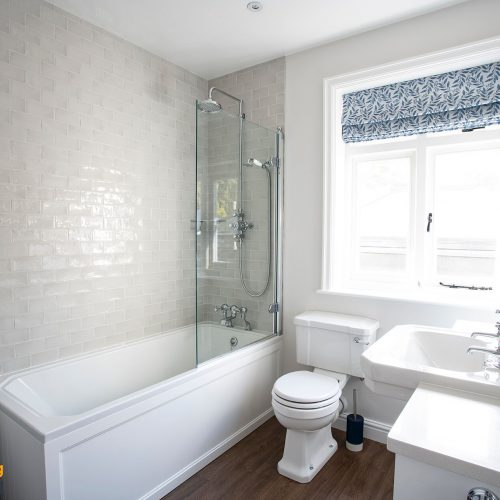Bathroom Installation – Cuckfield